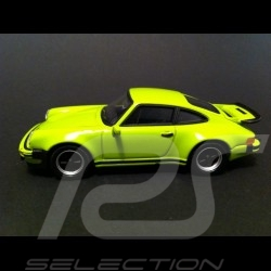 "Porsche 911 Turbo 3.0 "" 40 Jahre Turbo "" grün 1/43 Welly MAP01993114"