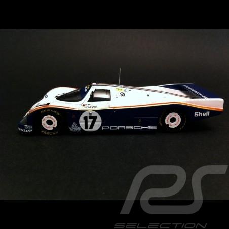 Porsche 962 C LH  Vainqueur Winner Sieger Le Mans 1987 n° 17 1/43 Spark MAP02028713