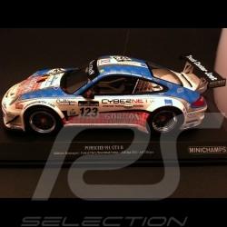Porsche 997 GT3 R Spa 2011 n°123 1/18 Minichamps 151118923