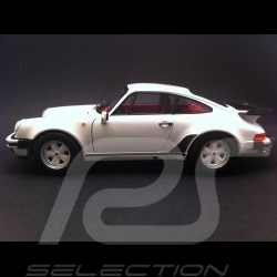 Porsche 911 Turbo 3.3 1977 white 1/18 Norev 187547