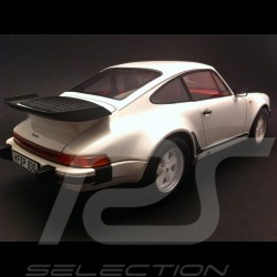 Porsche 911 Turbo 3.3 Grand Prix 1977 white 1/18 Norev 187547