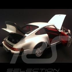 Porsche 911 Turbo 3.3 Grand Prix 1977 white 1/18 Norev 187547