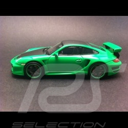 Porsche 997 GT Street green 1/43 Neo 738