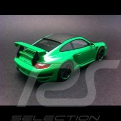 Porsche 997 GT Street grün 1/43 Neo 738