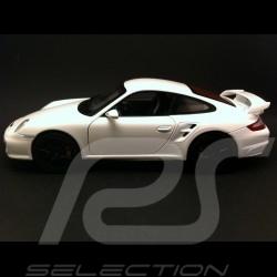 Porsche 997 GT2 2007 blanche 1/18 Norev 187572