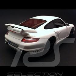Porsche 997 GT2 2007 weiß 1/18 Norev 187572