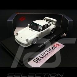 Porsche 993 RS Club Sport 1995 weiß 1/43 Spark S4195