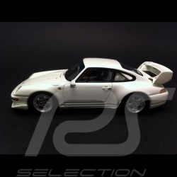 Porsche 993 RS Club Sport 1995 white 1/43 Spark S4195