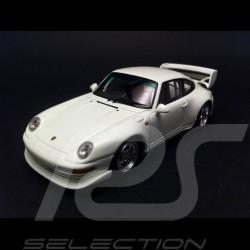 Porsche 993 RS Club Sport 1995 blanche 1/43 Spark S4195