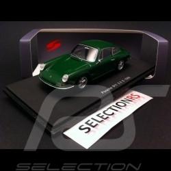 Porsche 911 2.0 S 1966 grün 1/43 Spark S1371