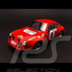 Porsche 911 S Monte Carlo 1970 n° 6 1/43 Spark S4023