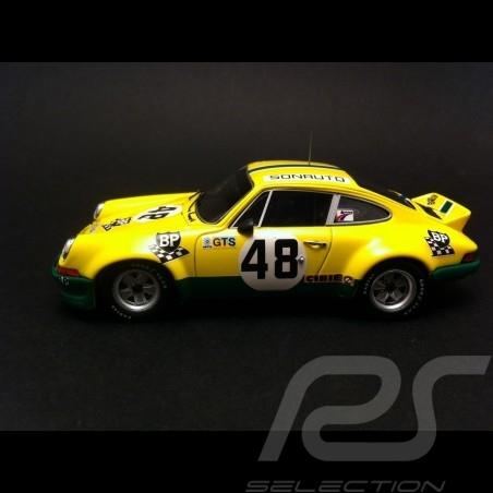 Porsche 911 Carrera RSR Le Mans 1973 n°48 1/43 Spark S3396