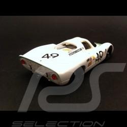 Porsche 907 Sieger Sebring 1968 n°49 1/43 Spark S4161