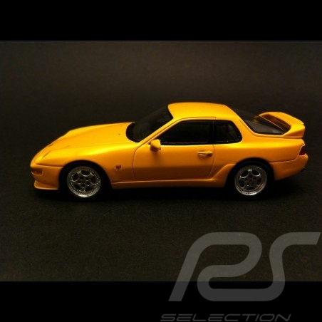 Porsche 968 Turbo S 1993 gelb 1/43 Spark S3456