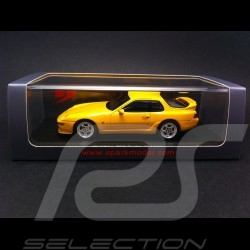 Porsche 968 Turbo S 1993 yellow 1/43 Spark S3456