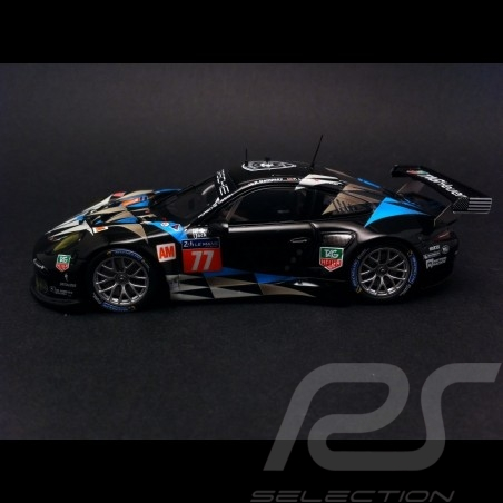 Porsche 991 RSR Dempsey Racing - Proton Le Mans 2014 n° 77 1/43 Spark S4235