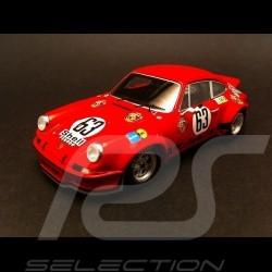 Porsche 911 Carrera RSR Le Mans 1973 n°63 1/43 Spark S3398