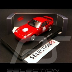 Porsche 968 Turbo RS 1993 rouge 1/43 Spark S3457