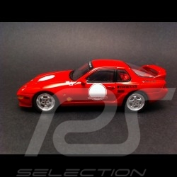 Porsche 968 Turbo RS 1993 red 1/43 Spark S3457