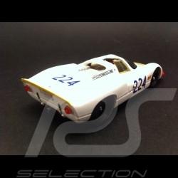 Porsche 907 winner Targa Florio 1968 n° 224 1/43 Spark S4160