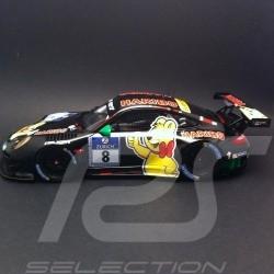 Porsche 997 GT3 R Nurburgring 2013 n° 8 Haribo 1/18 Spark 18SG008