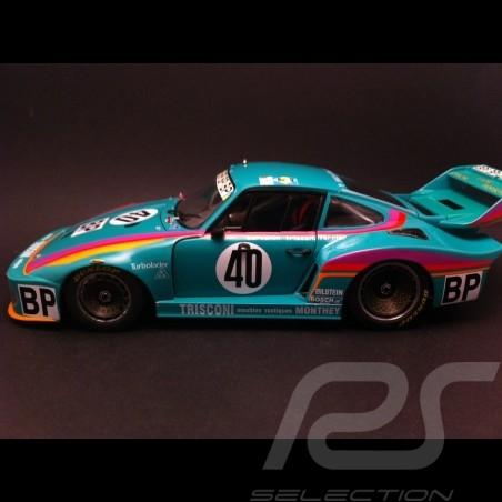 Porsche 935 Le Mans 1979 n° 40 1/18 TrueScale TSM141807