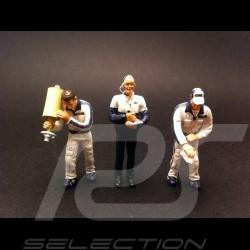 "Set figurines ""Team Martini Racing"" 1/43 Truescale TSM10AC06"