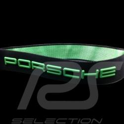 Porte-clés lanière poignet noir et vert Porsche Design WAP0503500C