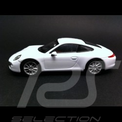 Porsche 991 Carrera S blanche 1/43 Welly MAP01994414