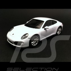 Porsche 991 Carrera S weiß 1/43 Welly MAP01994414
