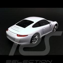 Porsche 991 Carrera S blanche 1/43 Welly MAP01994414