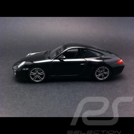 Porsche 997 Carrera 2008 Black Edition schwarz 1/43 Minichamps 400066425