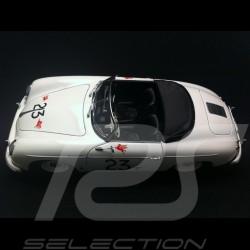 Porsche 356 A Speedster blanc n° 23F 1/18 Autoart 77865