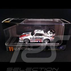 Porsche 993 GT2 Le Mans 1997 n° 77 1/43 Solido 421434000