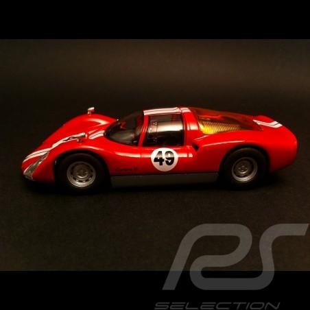 Porsche 906 Carrera 6 1965 n° 49 1/43 Solido 421434120