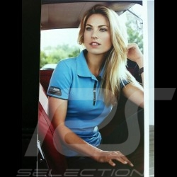 Women's polo shirt  Steve McQueen Porsche Design WAP943