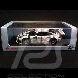Porsche 991 GT3 RSR Manthey Le Mans 2014 n° 92 1/43 Spark S4230
