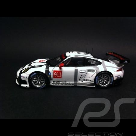 Porsche 991 RSR 2015 n° 911 1/43 Spark WAP0200270F
