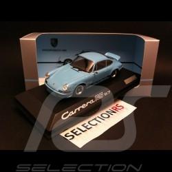 Porsche 911 Carrera RS 2.7 1973 blau 1/43 Minichamps WAP0201430G