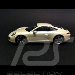 "Porsche 991 "" 50th Anniversary "" geyser grey 1/43 Welly MAP01999113"