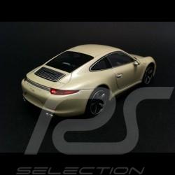 """Porsche 991 """" 50 Jahre Jubiläum """" grau 1/43 Welly MAP01999113"""