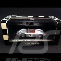Porsche 718 RS60 1960 n° 99 1/43 Minichamps 430606599