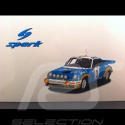 Porsche 911 Monte Carlo 1978 n° 3 1/18 Spark 18S095