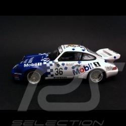 Porsche 964 Carrera RSR Spa 1993 n° 36 1/43 Spark SB008