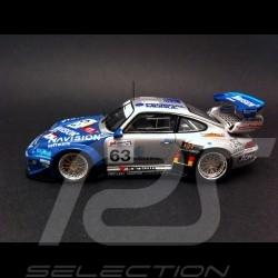 Porsche 993 GT2 Le Mans 1999 n° 63 1/43 Spark S4182