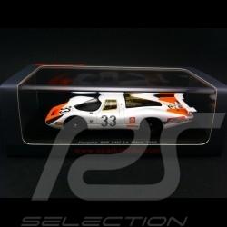 Porsche 908 Le Mans 1968 n° 33 1/43 Spark S3483