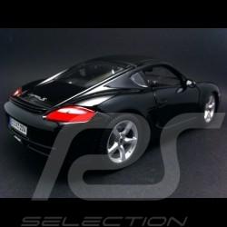 Porsche Cayman S 987 noir 1/18 Maisto 31122