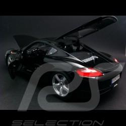 Porsche Cayman S 987 black 1/18 Maisto 31122