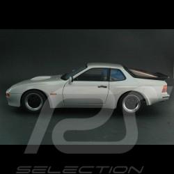 Porsche 924 Carrera GT 1980 grise