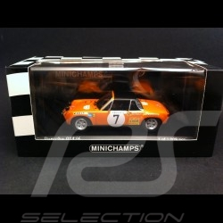 Porsche 914/6 Monte Carlo 1971 n° 7 1/43 Minichamps 400716507